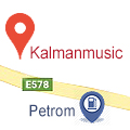 Kalman Music Location